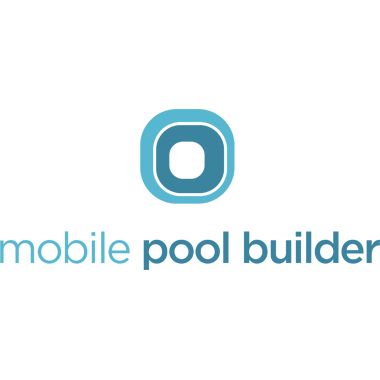 Mobile Pool Builder – branding by Johnnyo Design