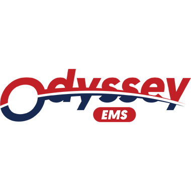 Odyssey EMS – branding by Johnnyo Design